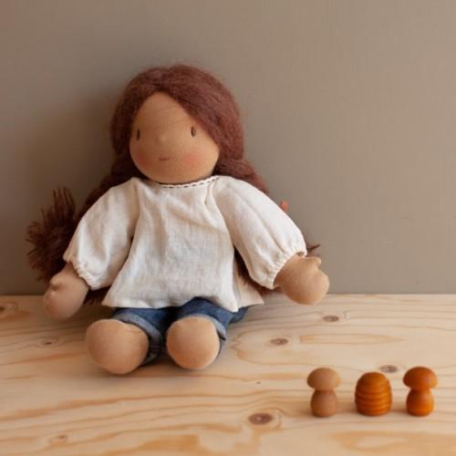 ALMOND pour poupée