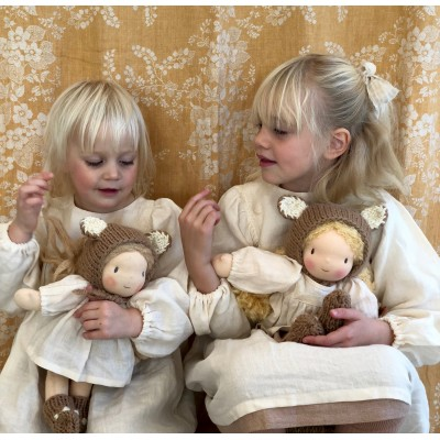Goldilocks dress for dolls
