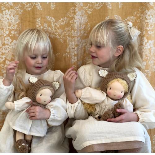 Goldilocks dress for dolls