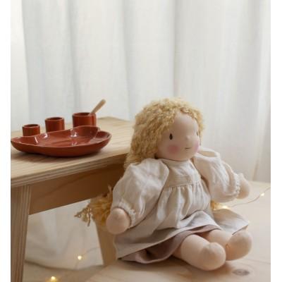 Jupe de Boucle d'or pour poupée