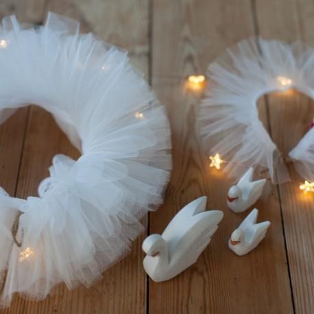Swan collar