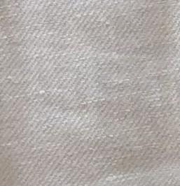 twill de lin sable