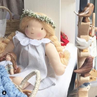 Simone pour poupée