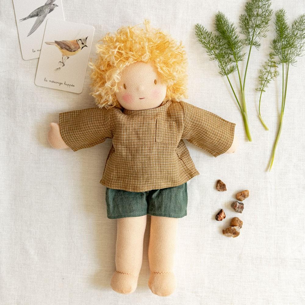 Laurier pour poupée
