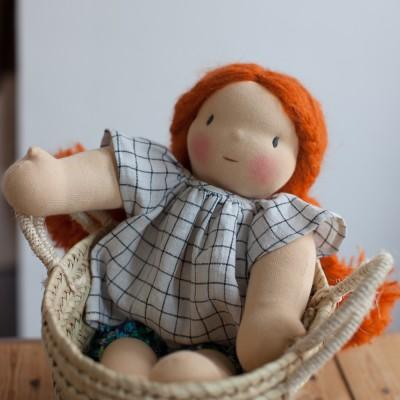 Olympe pour poupée