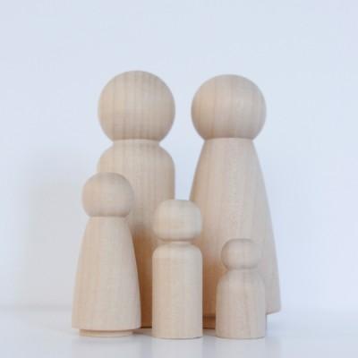 Les Familles - Les petites personnes