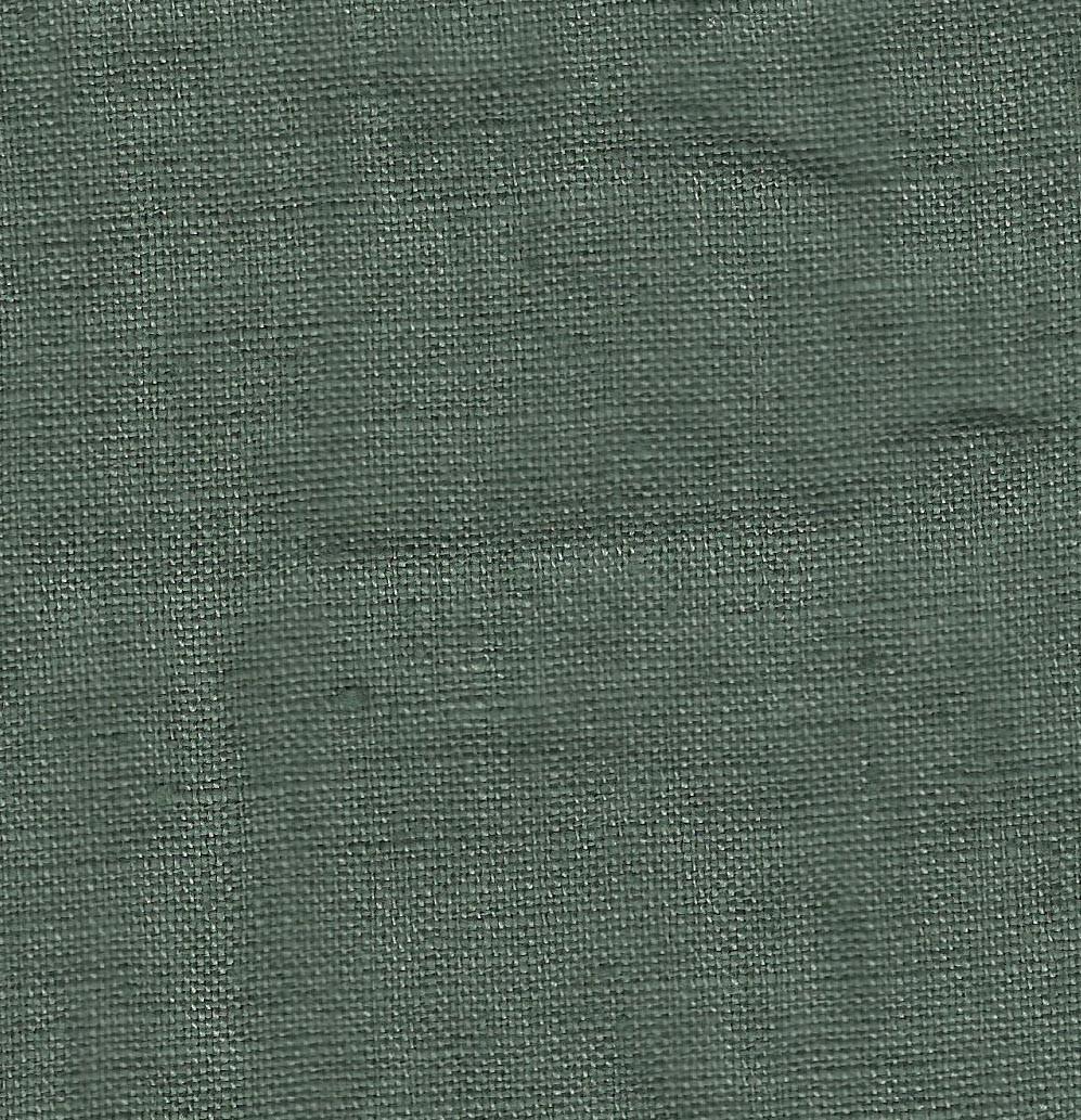 lin lavé vert eucalyptus