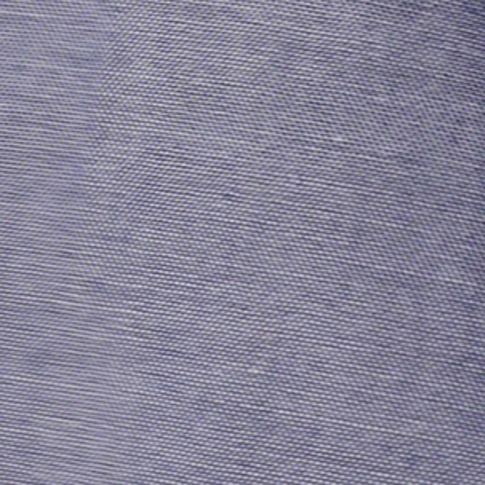 Chambray bleu indigo