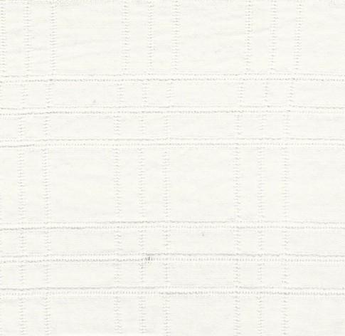 carreaux ajourés blanc cassé